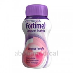 SUPLEMENTO NUTRICIONAL LÍQUIDO FORTIMEL COMPACT PROTEIN